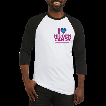 """Men's """"Hidden Candy"""" Baseball Shirt"""